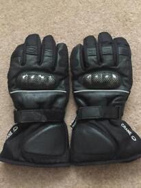 Moterbike gloves XL