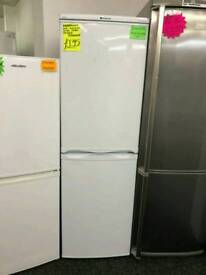 HOTPOINT 70^30 FROST FREE FRIDGE FREEZER IN WHITE