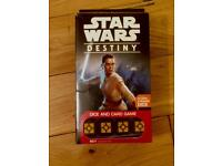 Star Wars destiny starter set.