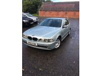 Bmw 520 2.2 straight 6 ! E39 ! 12 Month mot ! Good condition ! Automatic ! Part ex or Swap £625