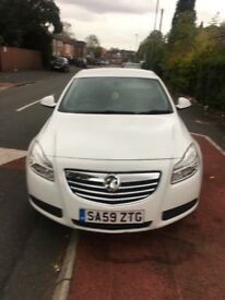 Hi I'm seeing my Vauxhall insignia low miles 69000 mint runner good condition for year