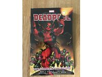 Deadpool By Daniel Way: The Complete Collection Volume 1, Used, good condition.