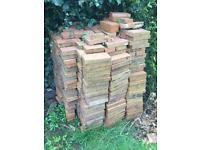 Terracotta bricks