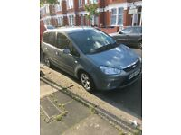 2008 1.8 Ford C-max, low miles, 2 owners