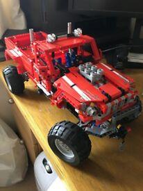 Lego Technics Pick up Truck