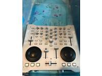 Numark DJ & Audio Controller mixer.