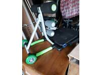 TOTAL CORE SEAT AN ROLLER MACHINE