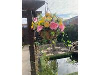 Beautiful (New )artificial flower display