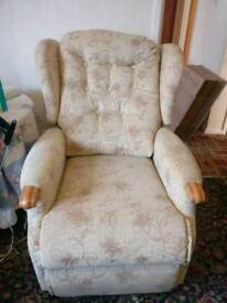 Sherborne Rise & Recline chair