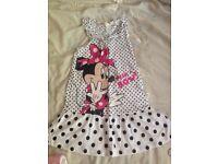 New dress minnie mouse