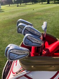 BRAND NEW Cobra Fly Z+ Forged irons 4-PW