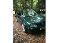 Golf mark4 1.8 20 valve gti 1998 classic car insurance