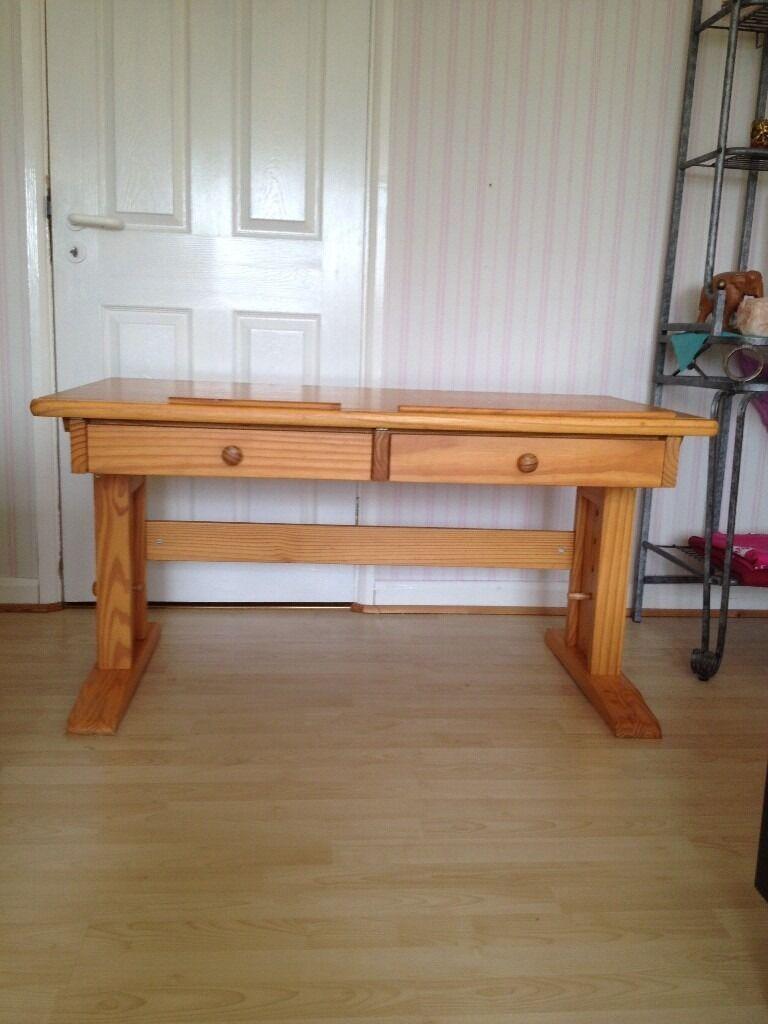 Pine Desk