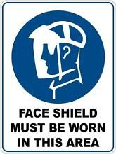 Mandatory Australian Safety Stickers Sign Decals Set of 5 OHS WHS Upper Kedron Brisbane North West Preview