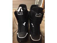 New Snowboard boots & board