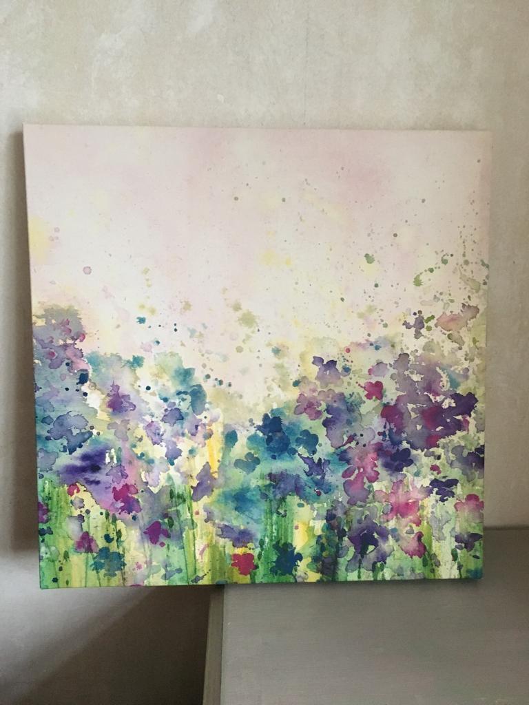 Pretty canvas