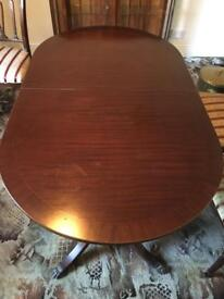 Strongbow Dining Table and 6 Chair