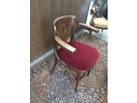 Antique Wood Chair