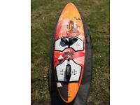 Windsurf board Goya Custom Twin Ltd Edition 81 litre