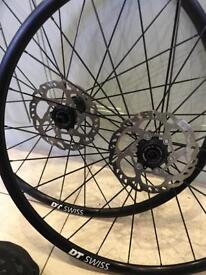 DT Swiss Road Bike Wheels