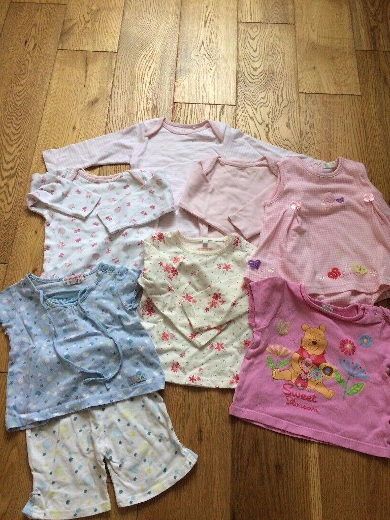 Baby Girl clothing bundle 6-9 mths