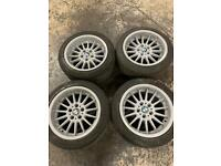 Style 32 alloy wheels 5x120 bmw