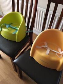 X 2 toddlers chairs