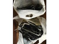 FREE _ clothes hangers _ 100+ mixed _ top, trouser & skirt hangers