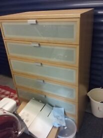 Ikea tall chest of drawers