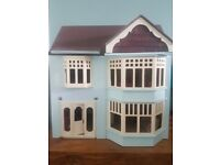 Old school dolls house in sat in the back of the cupboard for a couple of years needs a good home