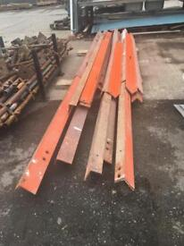 Heavy Gauge Angle Iron For Sale
