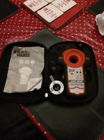 Black & Decker Laser plus level pipe & wire detecter