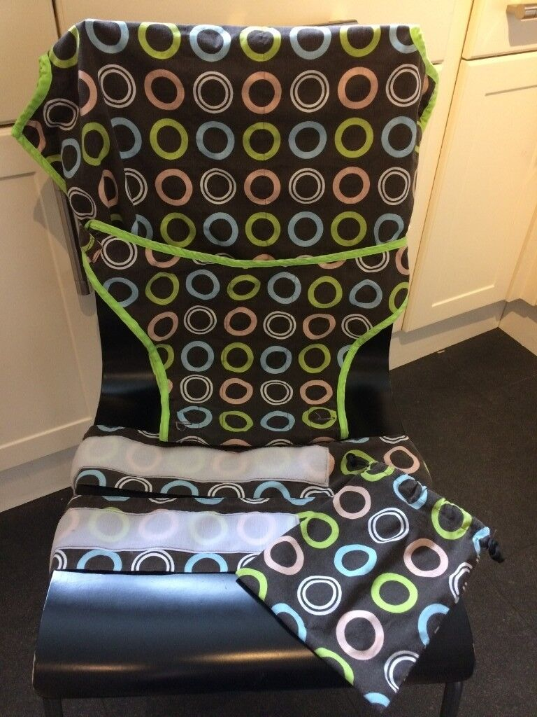 Totseat - turns any chair into a safe baby seat | in Balerno ...