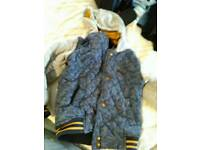 Blue Mothercare Jacket, 4-5 years