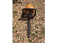 McCULLOCH VIRGINIA MH542P PETROL HEDGE TRIMMER VGC, PETERBOROUGH