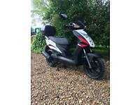 Kymco Agility RS 125 scooter PCX 2016
