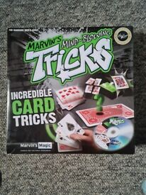 Marvin's Magic tricks