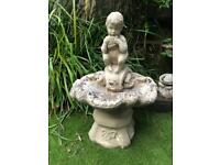 Bird Bath / Garden Bird Bath Feature