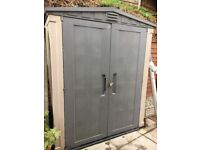 6x4 keter shed