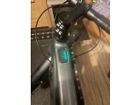 4 months old newly electric vitus bike