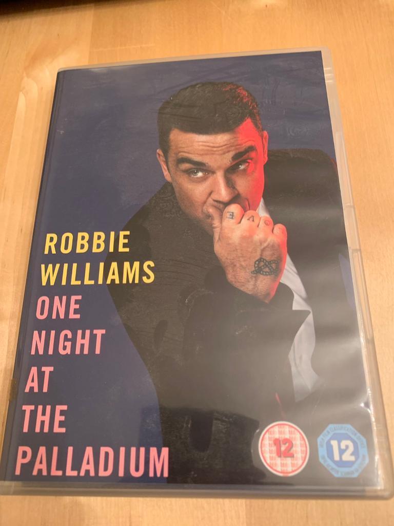 hinta alennettu ei myyntiveroa suositut kaupat Robbie Williams One Night at the Palladium | in Liverpool, Merseyside |  Gumtree