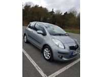TOYOTA YARIS 1.3 SR 3DR Hatchback SILVER + LOW MILES+ 2 owners
