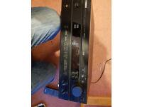Yamaha rx-v530rds Suround reciever/amplifier + original remote