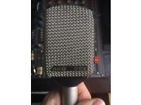 AKG D12e microphone