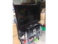 47 inch Samsung tv.