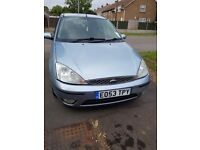Sell Ford Focus 2003