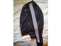 Adidas originals black bomber jacket for sale