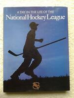 A Day in the Life of the National Hockey League