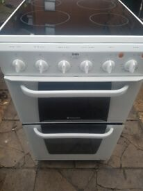 Hotpoint creda electric cooker 50 cm