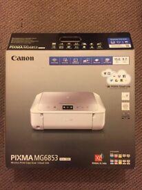 Printer Scanner Canon Pixma MG6853. Excellent Condition. Redland.